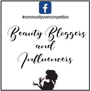 beauty bloggers influencers facebook group