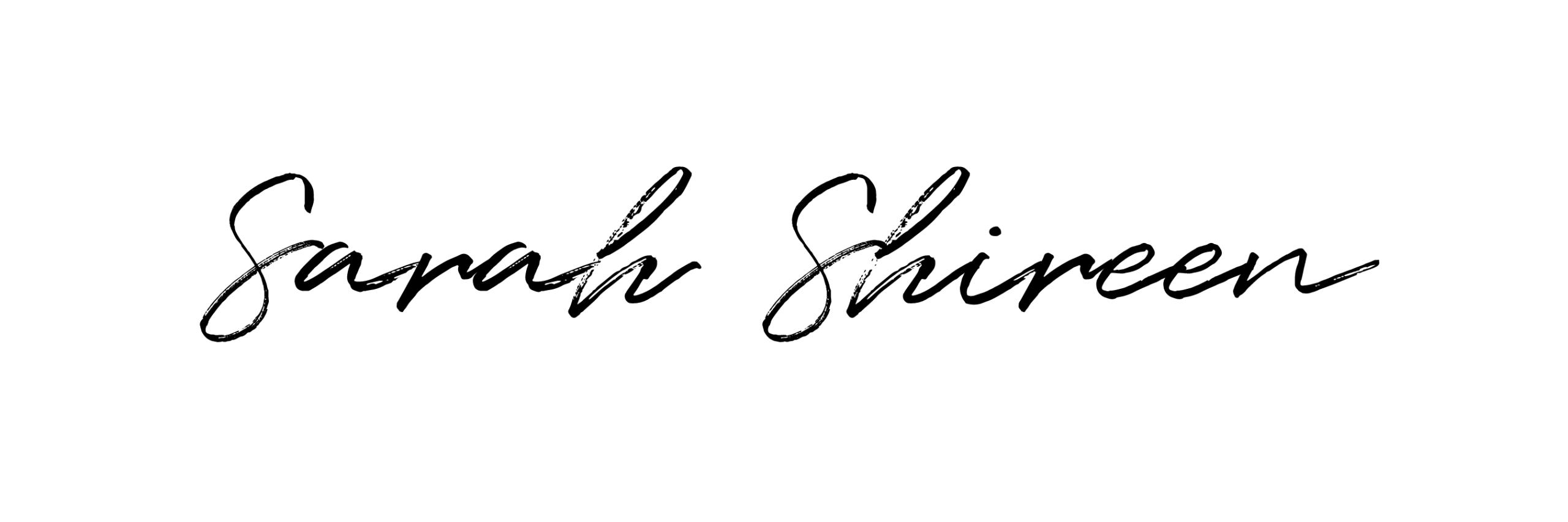 Sarah Shireen
